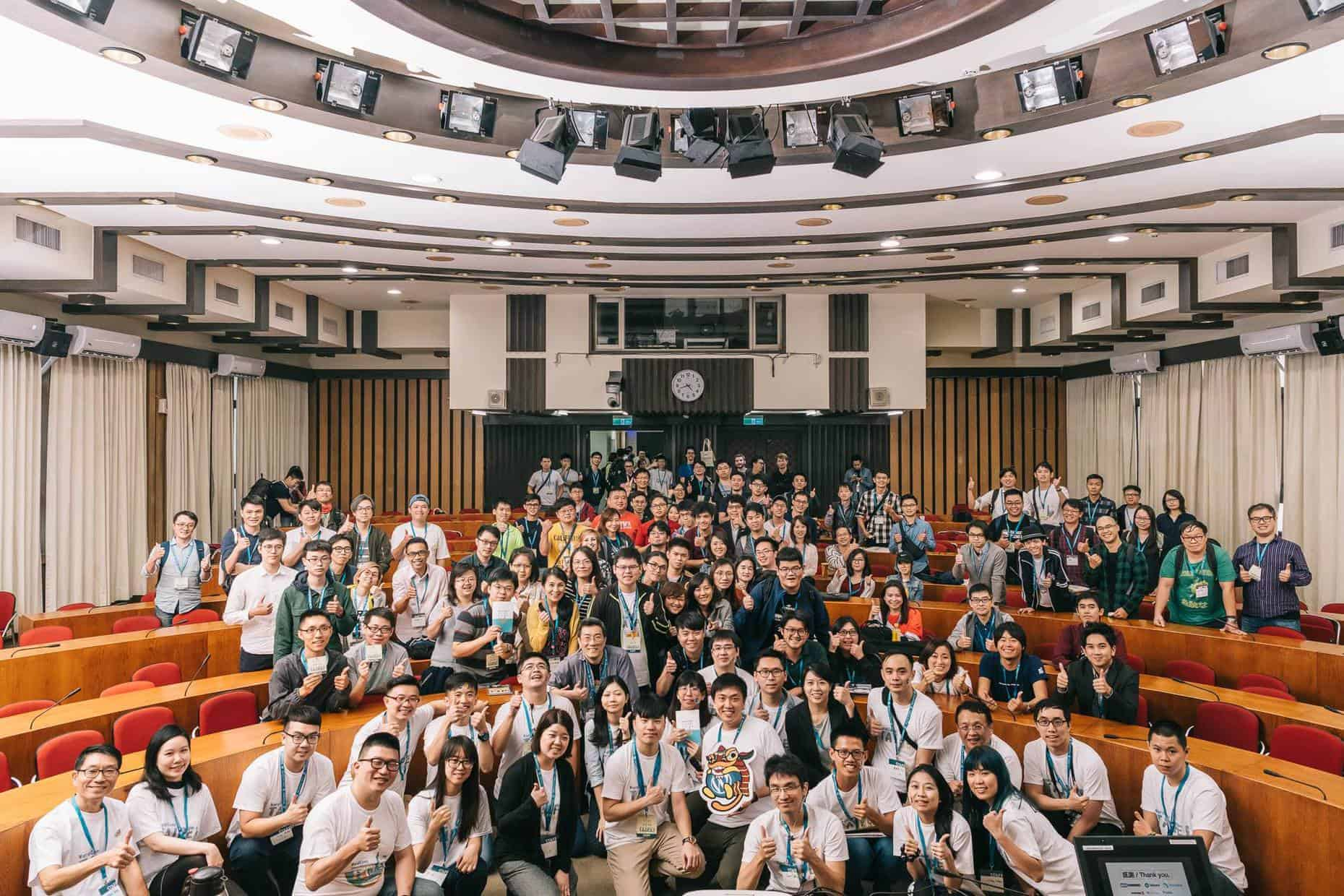 WordCamp Taipei 2018 1