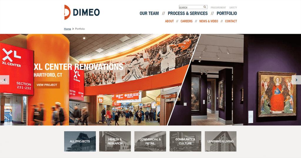 Dimeo Construction Company 1